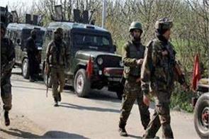 militants attack security forces in lawaypora srinagar 2 crpf man martyr