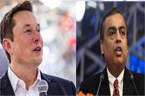 elon musk becomes world s richest man mukesh ambani dropped