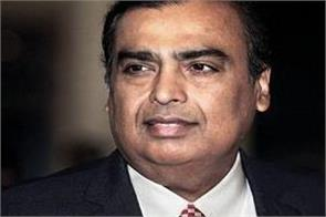 mukesh ambani once again included in the list of top 10 rich in the world