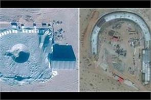 china s expanding missile training area