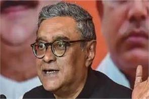 rajya sabha mp swapan dasgupta resigns from the post