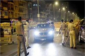night curfew announced in maharashtra