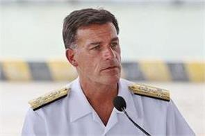 us admiral admits india has good relations with russia