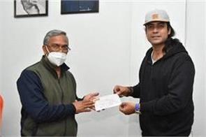 uttarakhand singer zubin gave 13 91 lakhs for disaster victims