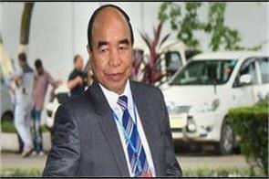 mizoram cm s letter to pm modi appealing for refuge to myanmar s refugees