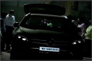 nia has recovered another car in the antilia case