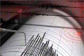 earthquake tremors near sikkim nepal border 5 4 magnitude on richter scale