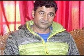 bjp condemnd the attack on bjp ledaerin kashmir