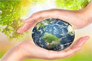 save the earth give this hand take that hand