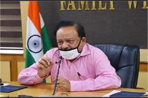 harsh vardhan weddings civic elections are responsible for increasing cases