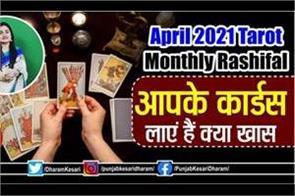 tarot monthly horoscope