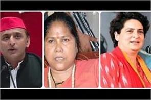 niranjan jyoti lashed out at priyanka and akhilesh said do not do politics