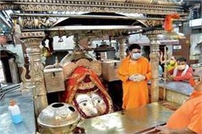 corona virus kalkaji temple in delhi closed for devotees till 22 april