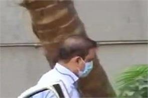 police commissioner param bir singh nia office antilia bomb scare case