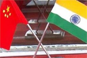 china says india should take advantage of positive atmosphere to end tension
