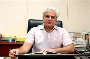 delhi government transport minister kailash gehlot corona positive
