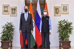 jaishankar met russian foreign minister lavrov