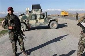 afghanistan army killed 17 terrorists in ghajini