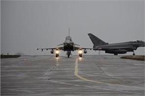 raf jets will deploy to romania to counter putin s aggression