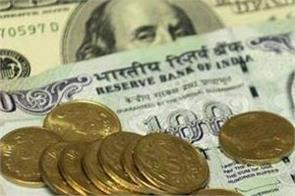 rupee plummets 105 paise to close at 74 47 against u s dollar