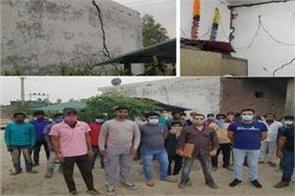 explosive blast attack in kathua 7 injured