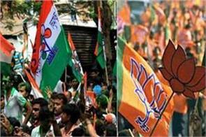 clash between bjp and trinamool workers