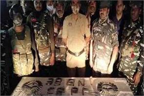 ammunition recovered in samba bari brahmna area