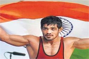 wrestler sushil kumar annual contract indian wrestling association