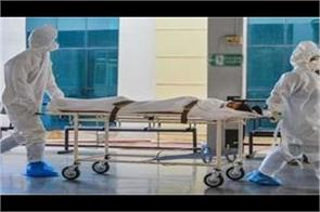 corona virus kills 9 people in varanasi 806 new infected