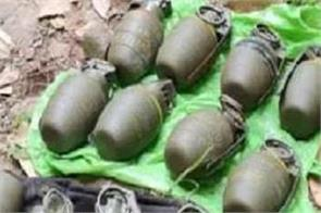 major terror bid foiled in jammu and kashmir 19 grenades recovered in poonch