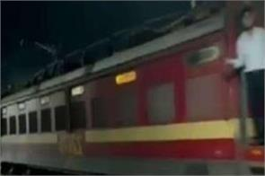 first milk train from nagpur carrying 45000 liters of milk from delhi see video