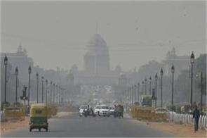 minor improvements in air quality of delhi by speeding up air