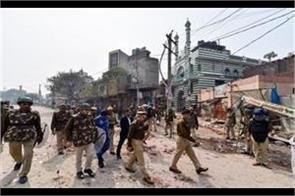 702 firs registered in delhi violence 2 387 arrested or detained police