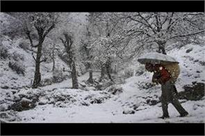 snowfall in kashmir from 12