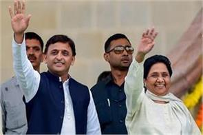 akhilesh and mayawati will announce the alliance today