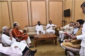 uddhav said after cabinet meeting government will work for common man