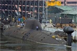 shah gives ins arihant a historical achievement