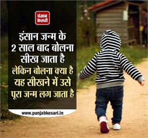 Thought Of The Day- Person Thought image in hindi