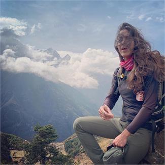 हरियाणा की बेटी रेखा ने दुनिया की खतरनाक पर्वत श्रृंखला इमजा को किया फतेह