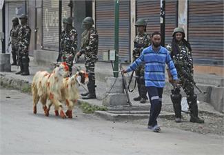 बकरीद से पहले जम्मू-कश्मीर में चहल-पहल शुरू, घरों से बाहर निकले लोग