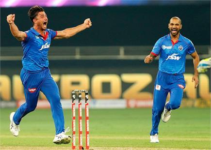दिल्ली कैपिटल्स ने जीता सुपर ओवर, देखें मैच की झलकियां