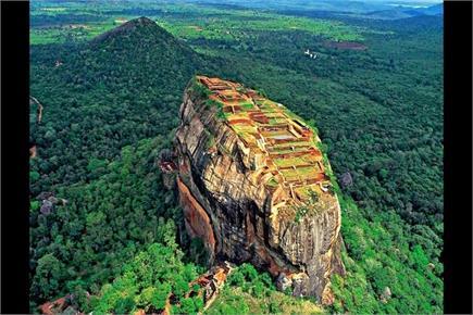 आज भी श्रीलंका में हैं रामायण के ये राज