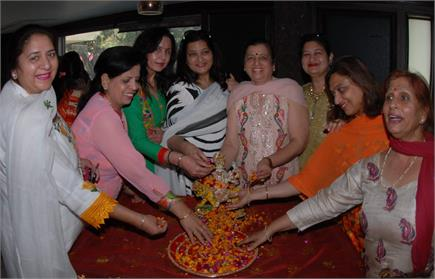 जालंधर में दिखी नवरात्र व रामनवमी की धूम