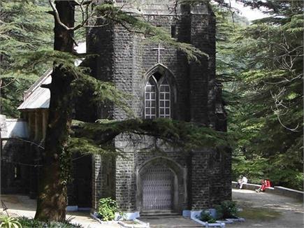 धर्मशाला की ऐतिहासिक सेंट जॉन Church, देखें तस्वीरें