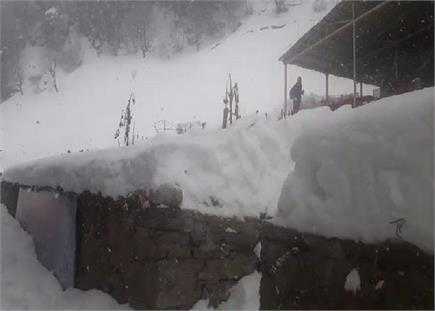 देखें, रोहतांग पास में हुई ताजा बर्फबारी की झलक