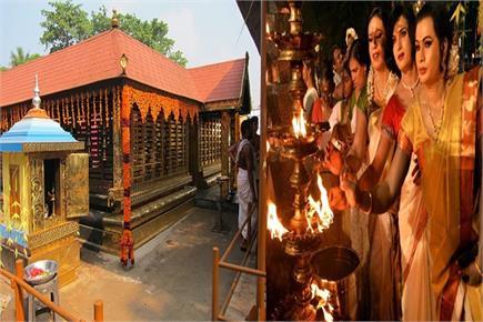 इस मंदिर में प्रवेश लेने से पहले पुरुषों को करना पड़ता है सोलह...