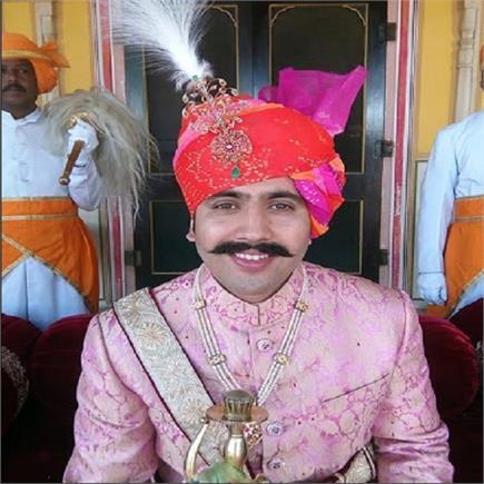 तस्वीरों में देखिए : राजकुमारी सुदर्शना सिंह के साथ विक्रमादित्य सिंह...