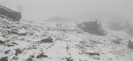हिमाचल में सीजन का दूसरा Snowfall (देखें तस्वीरें)