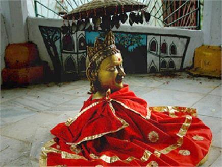 तस्वीरों में देखिए : रानी सुनयना की याद में हर साल आयोजित किया जाता...