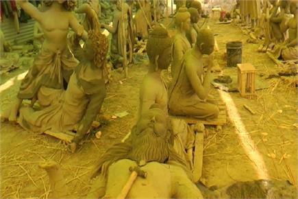 कुंभ मेले में पहली बार श्रद्धालुओं को दिखेगी प्राचीन भारत की झलक